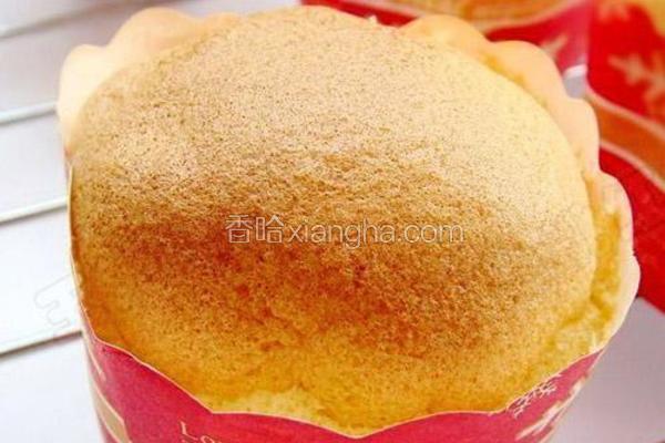 清水纸杯小蛋糕