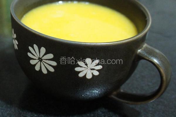 香浓滑口南瓜汤