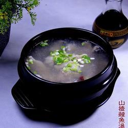 山楂鲤鱼汤的做法[图]