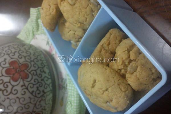花生瓜子饼干