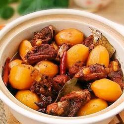 排骨炖小土豆的做法[图]