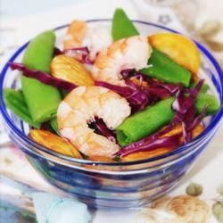 大杏仁蔬果沙拉的做法[图]