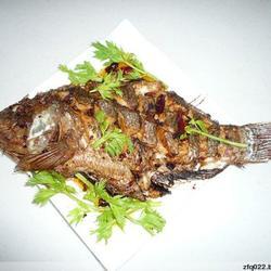 红烧罗非鱼的做法[图]