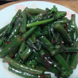 凉拌红菜苔的做法[图]
