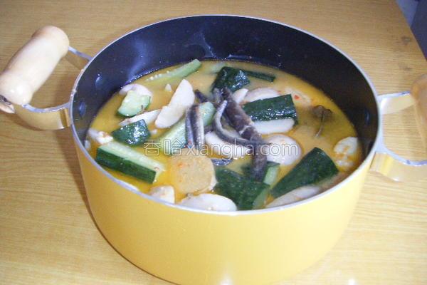 浦城泥鳅锅的做法