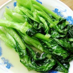 生炒油菜的做法[图]