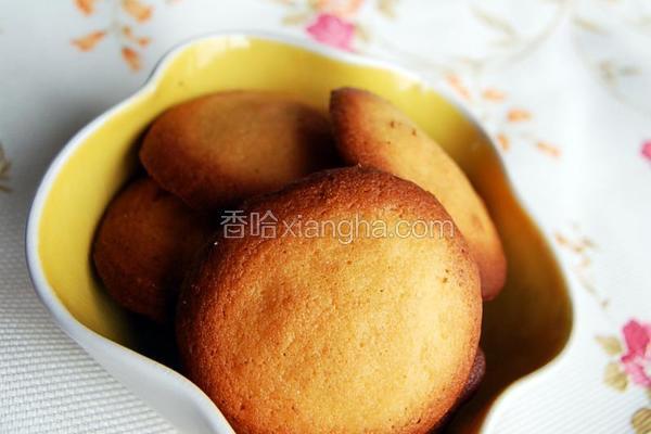 原味奶香酥饼
