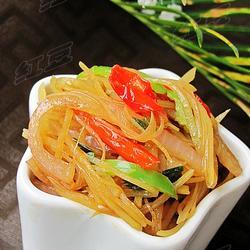 酸辣洋蔥土豆絲的做法[圖]