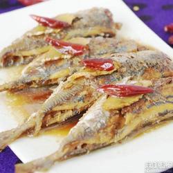 辣味醋焖沙丁鱼的做法[图]