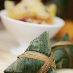 蔓越莓杂粮粽子的做法[图]