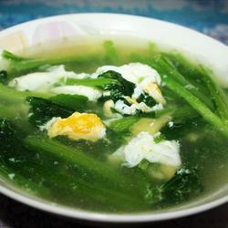 咸蛋芥菜汤的做法[图]