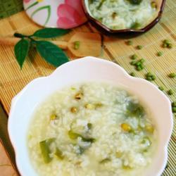 海藻绿豆粥的做法[图]