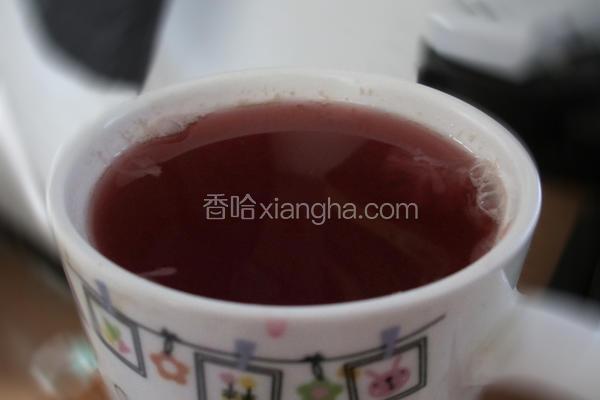 杨梅酸梅汤