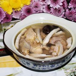 清甜椰子鸡汤的做法[图]