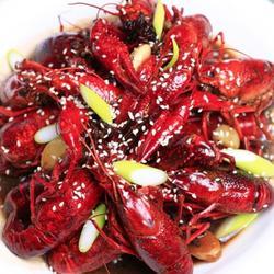 葱姜红烧小龙虾的做法[图]