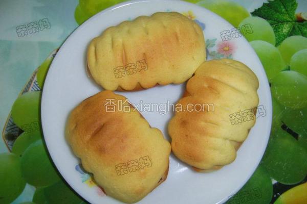墨西哥蜜豆包