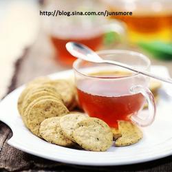 红茶薄脆饼的做法[图]