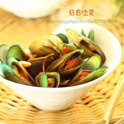 蒜香淡菜的做法[图]