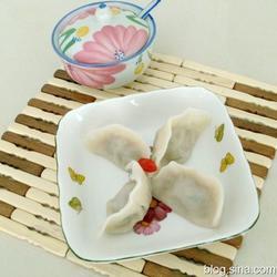白萝卜羊肉馅饺子的做法[图]