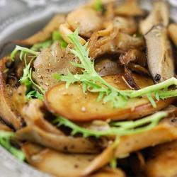 黑椒香草烤蘑菇的做法[图]