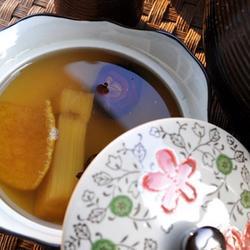 甘蔗马蹄陈皮水的做法[图]