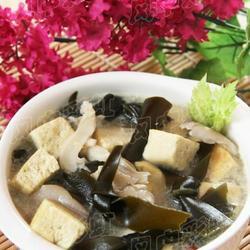 海带豆腐汤的做法[图]