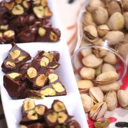 巧克力加州開心果的做法[圖]