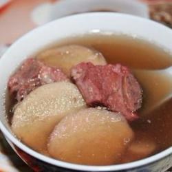 赤小豆粉葛排骨汤的做法[图]