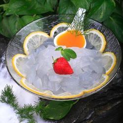 橙香水晶芦荟的做法[图]