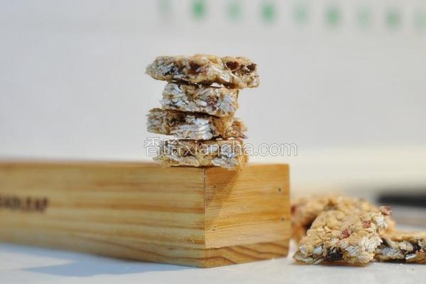 燕麦小方酥