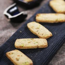 开心果黄油饼干的做法[图]