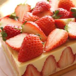 法式草莓蛋糕的做法[图]