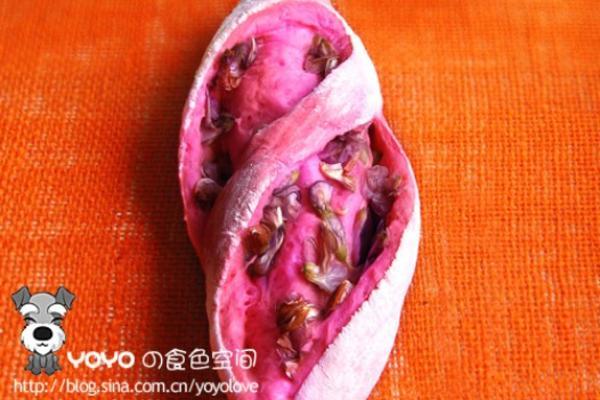 苋菜槐花法棍面包
