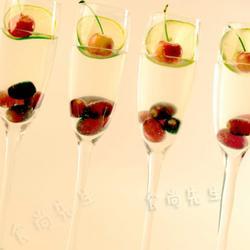 白酒葡萄果冻的做法[图]