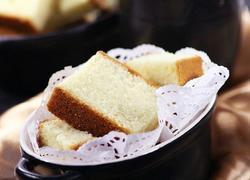黄油软绸蛋糕