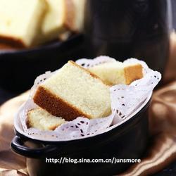 黃油軟綢蛋糕的做法[圖]