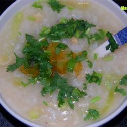 西瓜皮海米粥的做法[图]