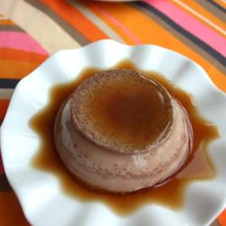 巧克力焦糖布丁的做法[图]
