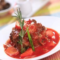当归牛尾番茄补肾汤的做法[图]