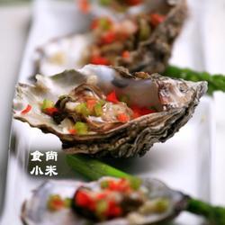 百里香烤生蚝的做法[图]
