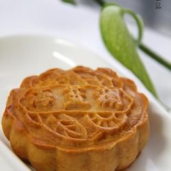 芸豆沙馅传统月饼的做法[图]