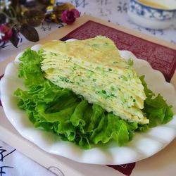 黄瓜鸡蛋饼的做法[图]