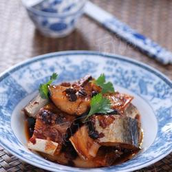 豆豉蒸腊鱼的做法[图]