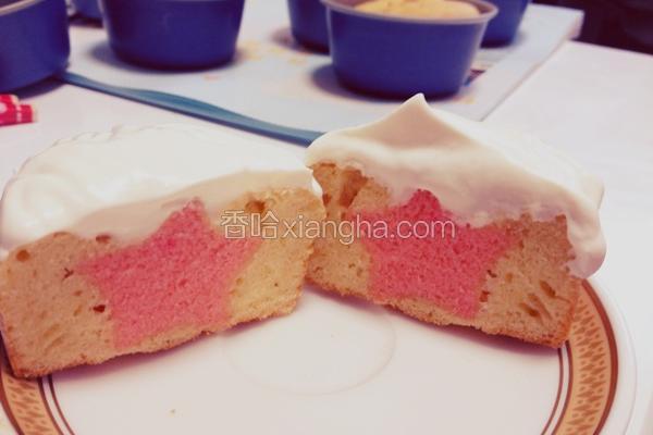 星型小蛋糕