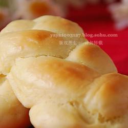 红薯辫子面包的做法[图]