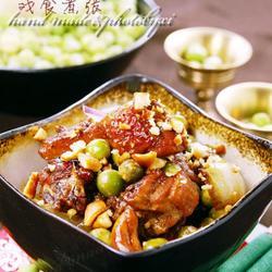干鍋洋蔥雞的做法[圖]