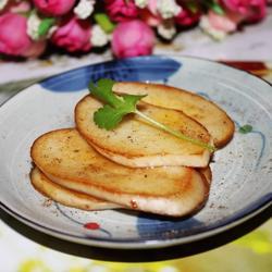 黃油杏鮑菇的做法[圖]