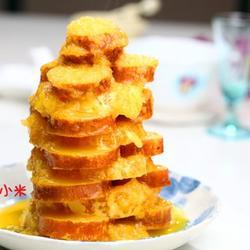 香橙紅薯的做法[圖]