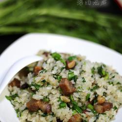 二月二炒芥菜飯的做法[圖]