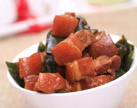 海帶紅燒肉[圖]